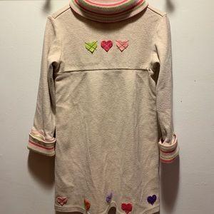 4T Gymboree sweater dress